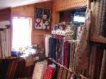 Prairie Quilting has a LARGE selection of flannels!